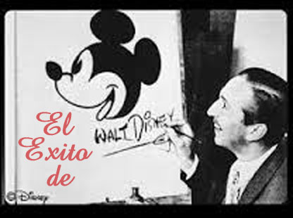 El exito de Disney