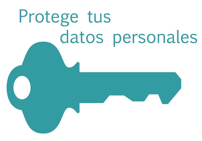 datos personales blanco
