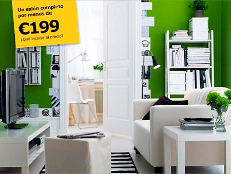 salon-barato-ikea